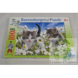 Ravensburger Puzzle 100pcs Chat 6 ans-116cm