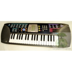 Casio Clavier piano Song Bank Keyboard SA-65 6 ans-116cm