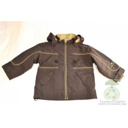 Mexx veste imperméable à capuche specific species 18 mois-86cm