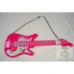 Smoby guitare musicale Hello Kitty 4 ans-104cm