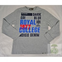 Garcia T-shirt ML 12 ans-152cm - ROYAL COLLEGE
