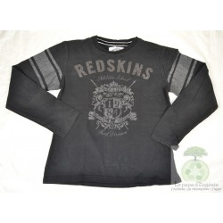 Redskins T-shirt ML 14 ans-164cm - HONUOR & LOYALTY